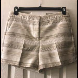WHBM dress shorts